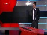 Armed Man Enters Dutch Public Newstation! Video!
