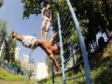 Akram Omankulov Street Workout Motivation