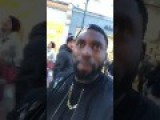 A Bird Shit On A Black Guy's Face!!!