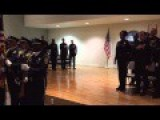 Assistant Miami Police Chief Anita Najiy Doesnt Salute American Flag