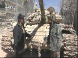 ANNA Interviews SAA Tank Officer
