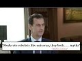 Assad Interview, Western Media Is Lying