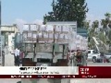 Aid Reaches Gaza As Cease-fire Holds