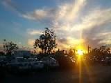 Amazing Sunset Today Orlando