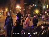 Angry Black Man Gets Arrested And Becomes Racially Abusive Towards The Cops