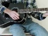 Acoustic Guitar Playing In Different Alternate Tunings