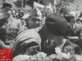 Axis Forces Smashed In North Africa - The Defeat Of The Afrika Korps 1943 WWII Documentary Film