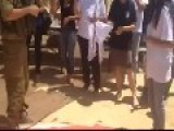 An IDF Soldier Proposes To His GF On Gaza Border