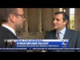 ABC's Karl Confronts Ted Cruz Over Refugee Crisis Stance: 'No Muslims, Only Christians?'