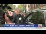 Alec Baldwin Arrested After BUSTED For Illegal Biking