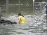 Anaconda Nearly Drowns A Man