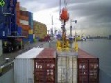 A Day In The Port Of Rotterdam