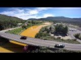 Animas River Contaminated By 1 Million Gallons Of Mine Water Drone Footage