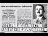 Adolf Hitler Vs Rothschild New World Order