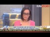 Andrea Tantaros Worries Obama Will 'trade' Boston Bomber To ISIS If He Doesn't Get Death Penalty