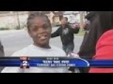 A Pack Of Detroit Black Teen Cubs Take Over Gas Station & Scares Off Customers & Workers!