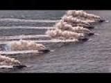 Amphibious Invasion On South Korean Beach