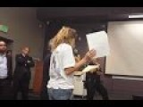 Anti-'Amnesty' Activists Shout Down Dem Rep. Gutiérrez With 'USA!' Chant During Spanish-Language Event
