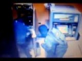 ATM Thieves Caught On CCTV