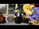 Adorable Love Story Told With LEGO