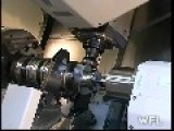 Amazing: Milling Machine Turns Solid Piece Of Metal Into Completed Crankshaft In One Take