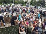 As Humanitarian Aid Arrives: Scenes & Oppinions From Liberated Sloviansk
