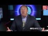 Alex Jones Strange Anti-Atheist Rant