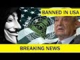 Anonymous: Trump Will Kick George Soros OUT Of The US