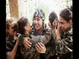 ARIN MIRKAN- KURD FEMALE BOMB SUICIDE