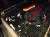 Angry 49ers Fan Torches Kaepernick Jersey