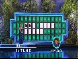 Amazing Guess In Wheel Of Fortune Bonus Round