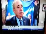 Alex Salmond's Response To Nessy And His Burning Effigy