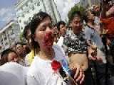 Another Student Massacre By The Chinese Communist Rulers In The Making? Largest Crowd Ever Today Protests Corrupt Chinese Communist Rulers