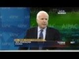 AIPAC: McCain Thank God For The Magnitsky Act, We Should Expand It!