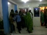 A Fight Breaks Out At A Wedding In Hargeisa, Somaliland