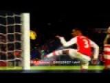 Arsenal- Manchester United Kieran Gibbs Own Goal