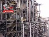 A Tour Of The Aleppo Power Station Recently Liberated By Freedom Fighters