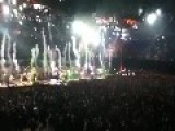 Accident At Metallica Concert In New Mexico