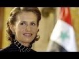 Asma Al-Assad. Unique Interviews During The Week Of Joint Activities