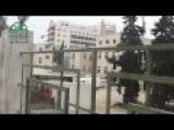Ahrar Al-sham And Nusra Freeing Hospital From Assadists Garbage!