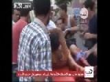 Ambulance Stretcher Failure In The Gaza Strip