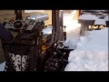 Awesome Snow Thrower