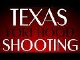 Another Ft. Hood Shooting - Medical Facility