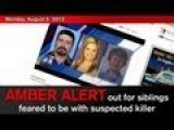 Amber Alert Could Be Heading To Texas Or Canada