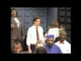 Al Sharpton Fight - You A Punk F*ggot! - The Morton Downey Jr. Show