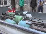 Aleppo Badr Martyr's Brigade Firing Hell Cannons