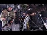 AC-130W Stinger II Gunship Live-Fire & Air Refueling Mission