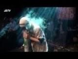 AMS420 Smoke Out Festival 2013 - The Black Leaf Mega Bong Challenge