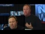 Alex Jones Says Gay A Lot