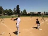 Amazing Batting Skills Baseball Incredible To The Point Of Impossible